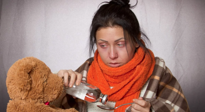 Британски специалисти напомнят, че ако реагираме на симптомите на настинката