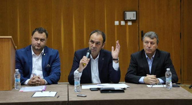 Днес Общински съвет- Банско проведе първото си редовно заседание, ръководено