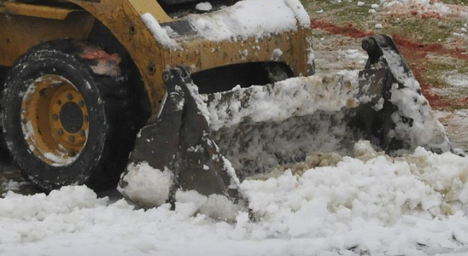 Община Тервел осигури поддържането през зимата на близо 76 километра