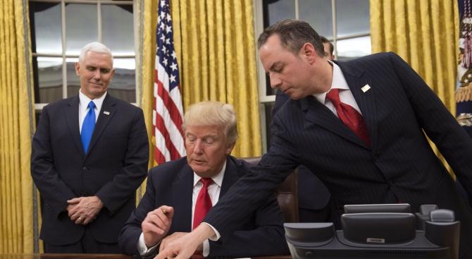 Тръмп склонен да свидетелства писмено в разследването за импийчмънт срещу него?