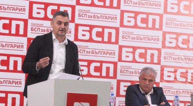 Станишев иска отново да бъде лидер на БСП, убеден е Кирил Добрев