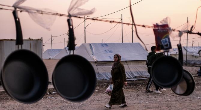 ЕК настояват за затваряне на мигрантския лагер Вучак в Босна и Херцеговина