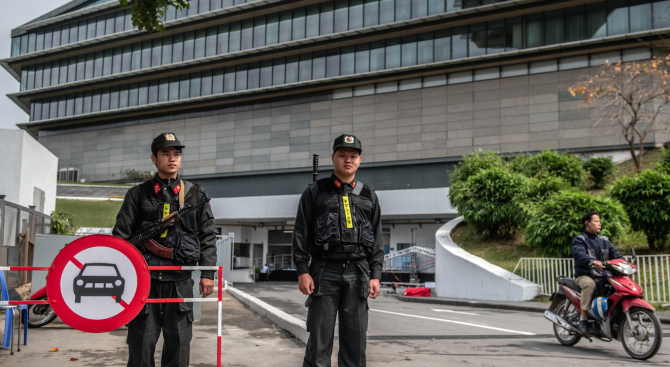 Виетнамската полиция задържа мъж за опит за трафик на хора