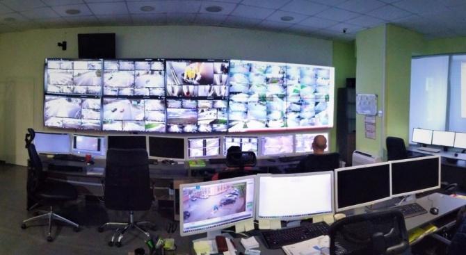 """""""Продължаваме да увеличаваме системата за видеонаблюдение в кварталите и комплексите."""