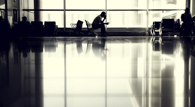 """Близо 100 души са блокирани на летище """"Малпенса"""" в Милано,"""