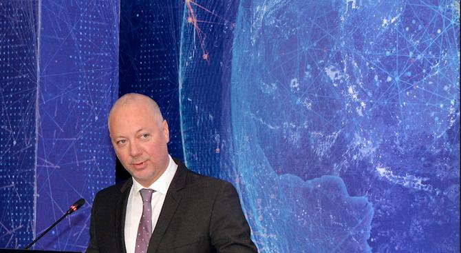 Министърът на транспорта, информационните технологии и съобщенията Росен Желязков откри