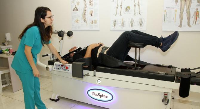 Според последни изследвания болката в гърба е една от най-честите