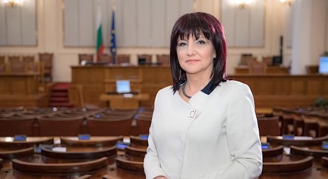 Караянчева ще открие 54-ата Генерална асамблея на Парламентарната асамблея на Черноморското икономическо сътрудничество