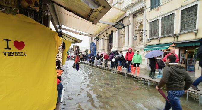 Италианските власти ще отпуснат допълнително 65 милиона евро за възстановяване