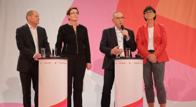 ГСДП си избира нови лидери