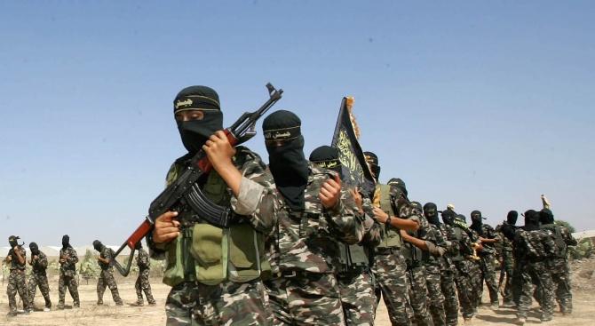 Ислямска държава (ИД) се е възползвала от нахлуването на Турция