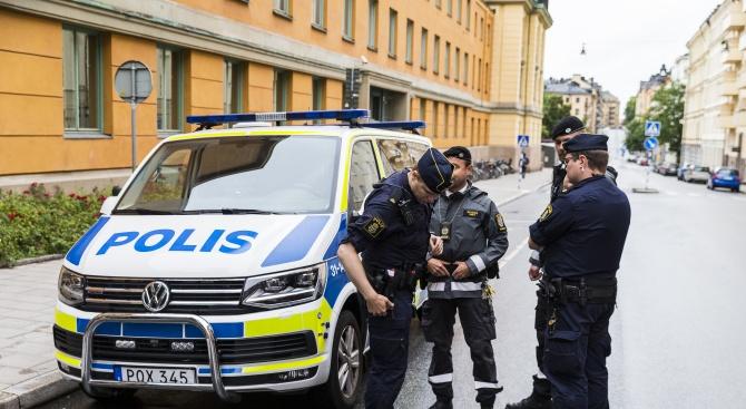 Търсен от полицията в Швеция мъж бе открит, след като