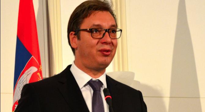 Председателят на Нова партия Зоран Живкович призова президента на Сърбия