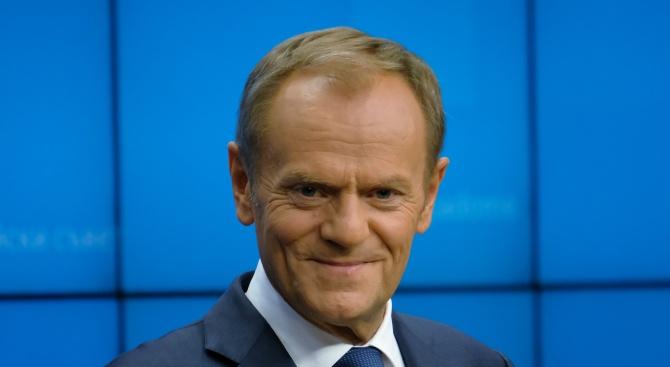 Европейската народна партия (ЕНП) избра бившия председател на Европейския съвет