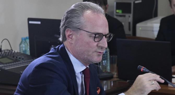 Лозан Панов пита Данаил Кирилов защо обръщението на над 170 съдии не е включено в дневния ред на Пленума на ВСС