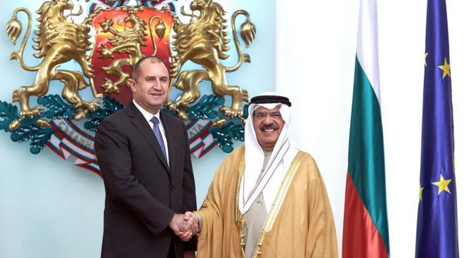 България цени високо партньорството си с Обединените арабски емирства в