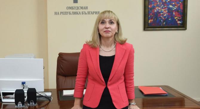Омбудсманът Диана Ковачева ще изпрати препоръка до министъра на регионалното