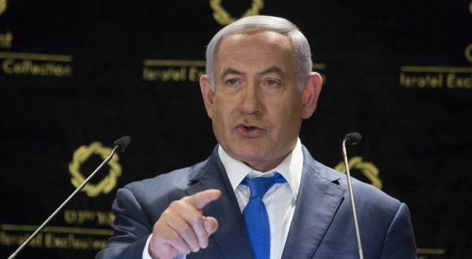 Прокуратурата в Израел подвежда под отговорност Нетаняху за корупция