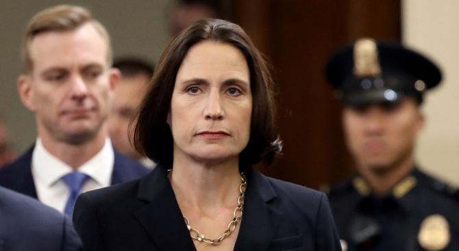 Бивша съветничка в Съвета за национална сигурност на Белия дом,