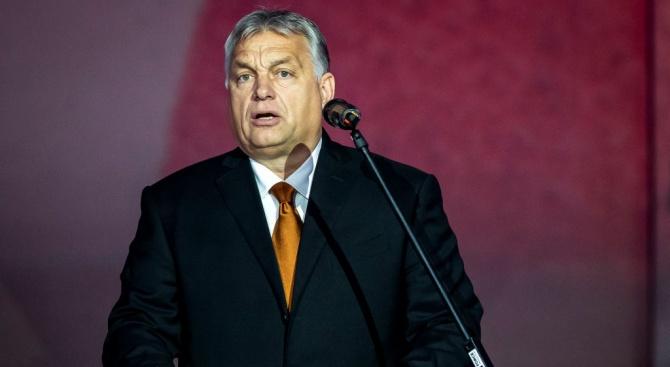 """Унгарската управляваща партия """"Фидес"""" може да излезе от Европейската народна"""