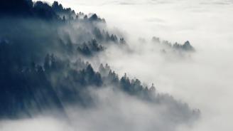 Облачно и мъгливо време днес