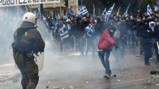 Арести по време на безредицив Атина и Солун