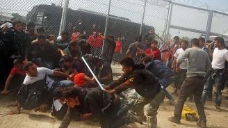 Пратиха в Турция мигрантите, пребити от гръцката полиция
