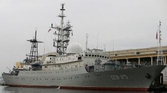 Русия върна пленените преди година кораби на Киев