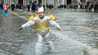 Един милиард евро ще струват наводненията на Венеция