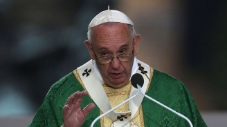 Папа Франциск заминава на посещения в Азия