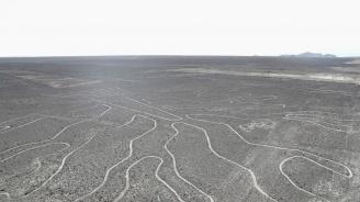 В пустинята Наска откриха нови геоглифи