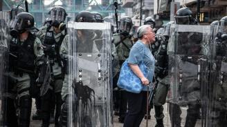 ЕС зове за сдържаност в Хонконг