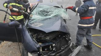 Челна катастрофа в прохода Петрохан