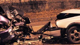 Дете и жена пострадаха при катастрофа на пътя Сливо поле – Кубрат