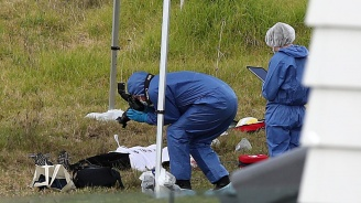 Намериха тялото на млад мъж с куршум в гърдите