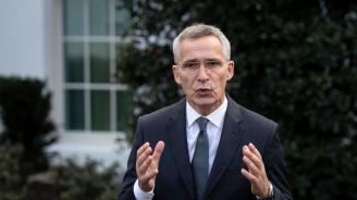 Столтенберг: ЕС не може да замести НАТО