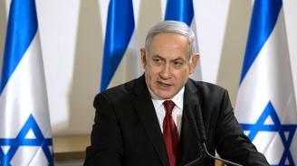 Нетаняху празнува решението на САЩ за селищата при заселници на Западния бряг