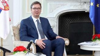 Сръбският президент: Аз съм хронично болен