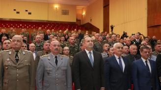 Атанас Запрянов: Бюджетът за отбрана през следващите години ще нараства, както е планирано