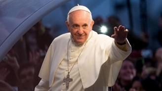 Папа Франциск замина за посещение в Тайланд