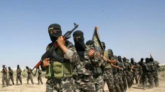 ИД се е възползвала от турското нахлуване в Сирия и изтеглянето на САЩ