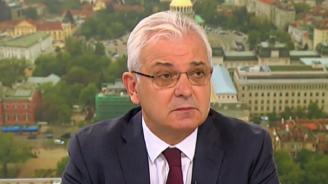 Нотев: Уменията и професионалната подготовка на Цацаров са без всякакви съмнения