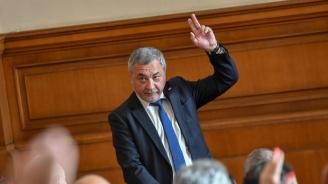 Валери Симеонов стана зам.-председател на Народното събрание