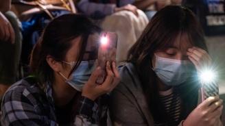 Малка група протестиращи отказва да напусне един от университетите в Хонконг