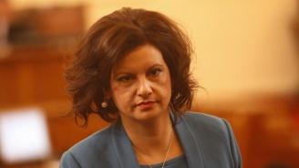 Даниела Дариткова: Кандидатурата на Сотир Цацаров е консенсусна