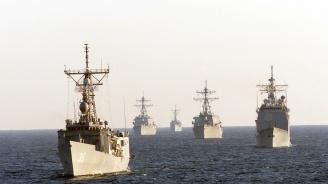 Китай и Саудитска Арабия започнаха съвместни военноморски учения