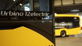 В Плевен купуват 14 нови електробуса