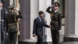 Володимир Зеленски: Крайно време е сменим парламента