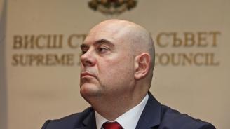 Гешев може да встъпи като главен прокурор по-рано от предвиденото