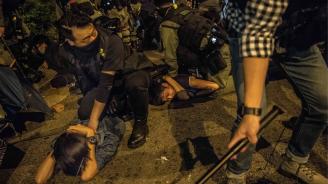 Конгресът на САЩ прие законопроект в подкрепа на Хонконг